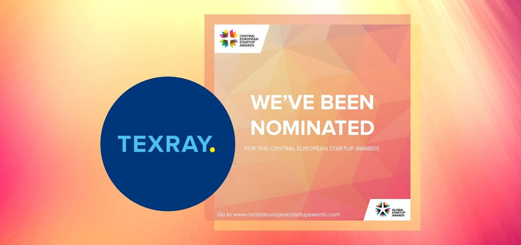Texray nominated for the Global Startup Awards
