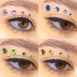 Flor Pastel Collection - Pastel Watercolor Liner and Rhinestones