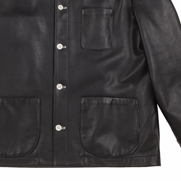 LEATHER WORKER JACKET 1 of 1
