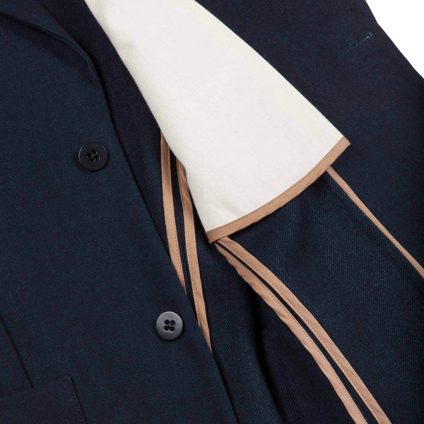 HALF-LINED SUIT JACKET