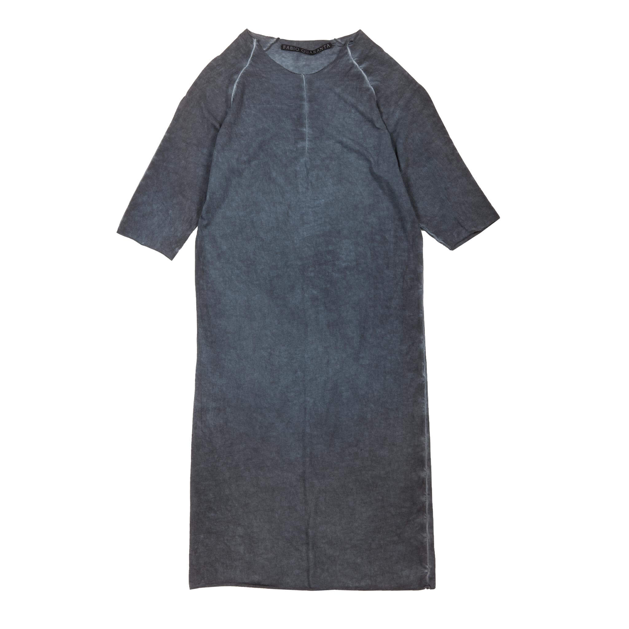 COLD DYED JERSEY DRESS