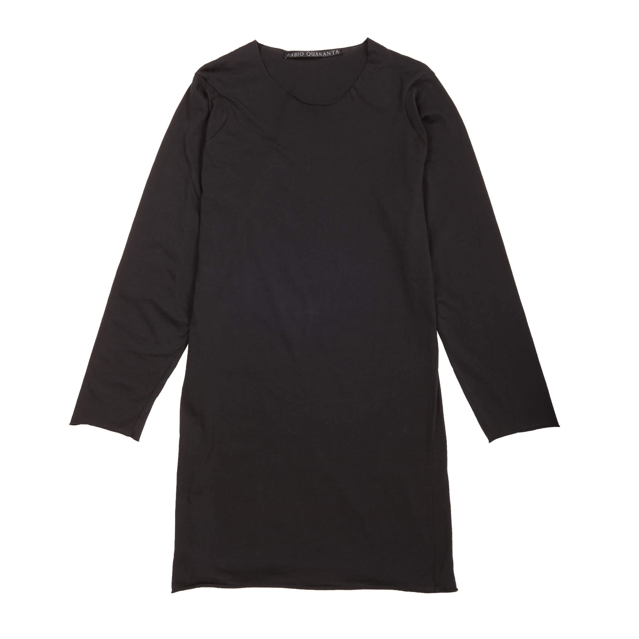 GARMENT-DYED S-ARMHOLE LONG T-SHIRT