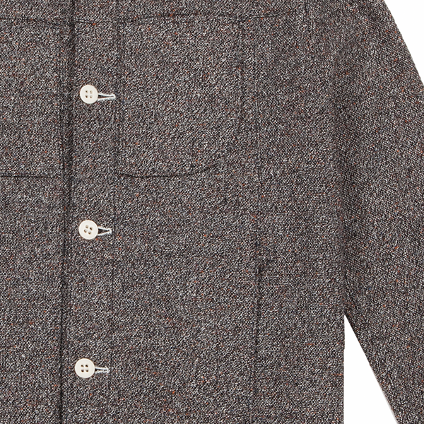 TWEED TRUCKER JACKET 1 of 1