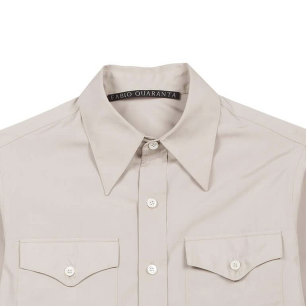 WESTERN SHIRT WITH POCKETS