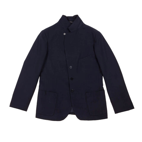 GABARDINE 4 BUTTONS SUIT JACKET