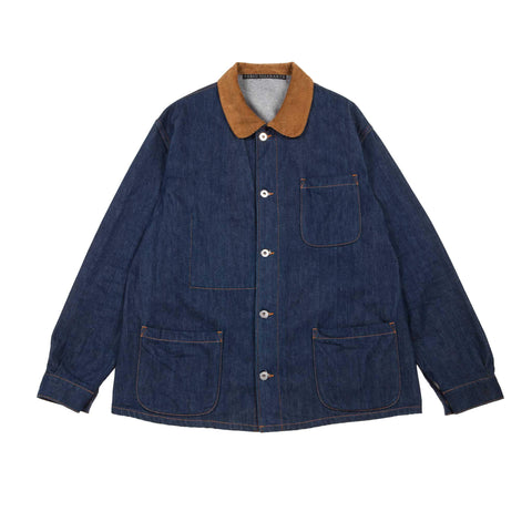 DENIM WORKER JACKET