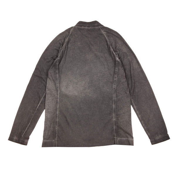 COLD DYED JERSEY RAGLAN JACKET