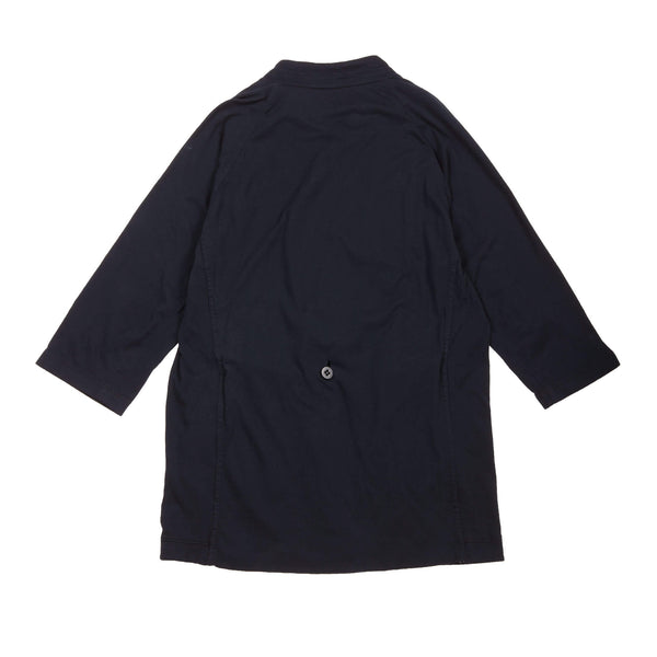 3/4 SLEEVES GARMENT-DYED JERSEY RAGLAN JACKET
