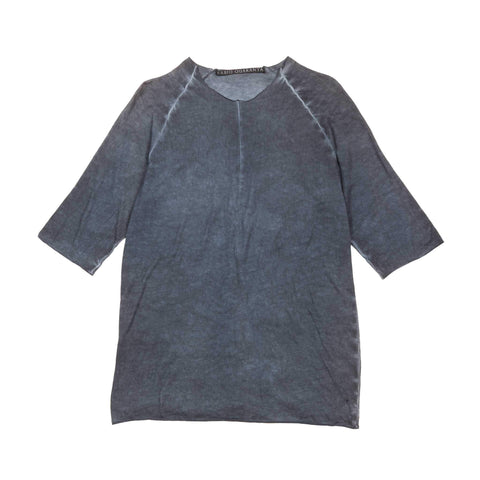 COLD DYED RAGLAN T-SHIRT