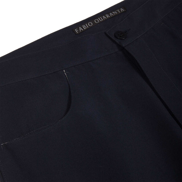 GABARDINE 5 POCKETS SUIT TROUSERS