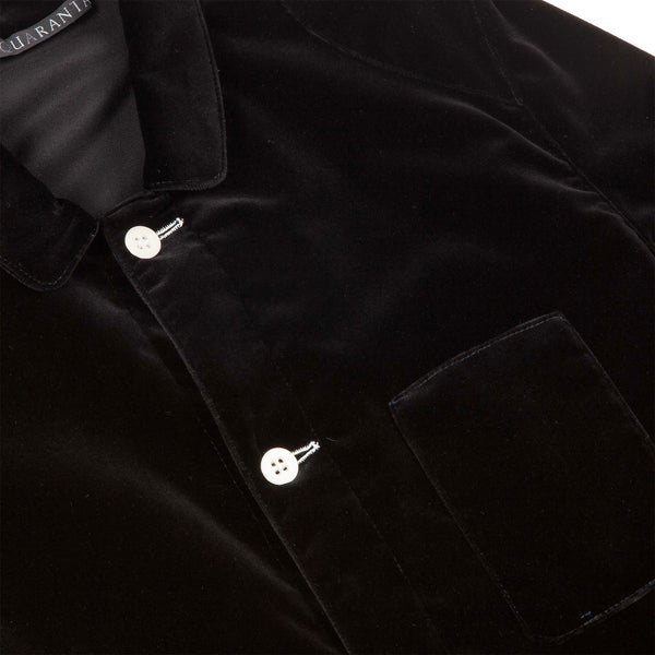 VELVET WORKER JACKET 1 of 1
