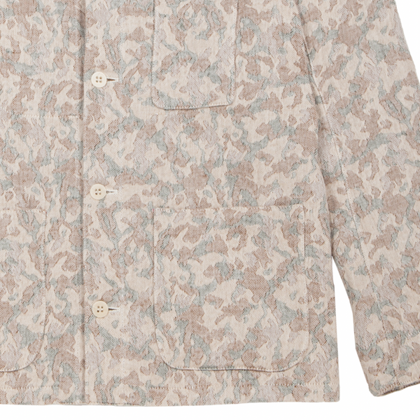 JAPANESE CAMO UNIFORM JACKET 1 of 1