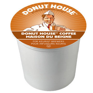 Donut House Coffee