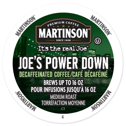 Joe's Power Down Decaf