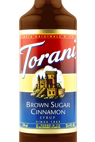 Torani Brown Sugar Cinnamon Syrup