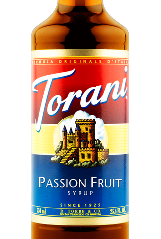 Torani Passion Fruit Syrup