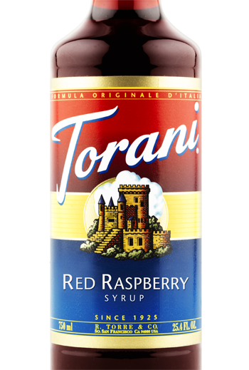 Torani Red Raspberry