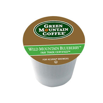 Green Mountain Wild Mountain Blueberry