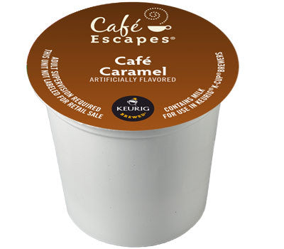 Café Escapes Caramel Specialty