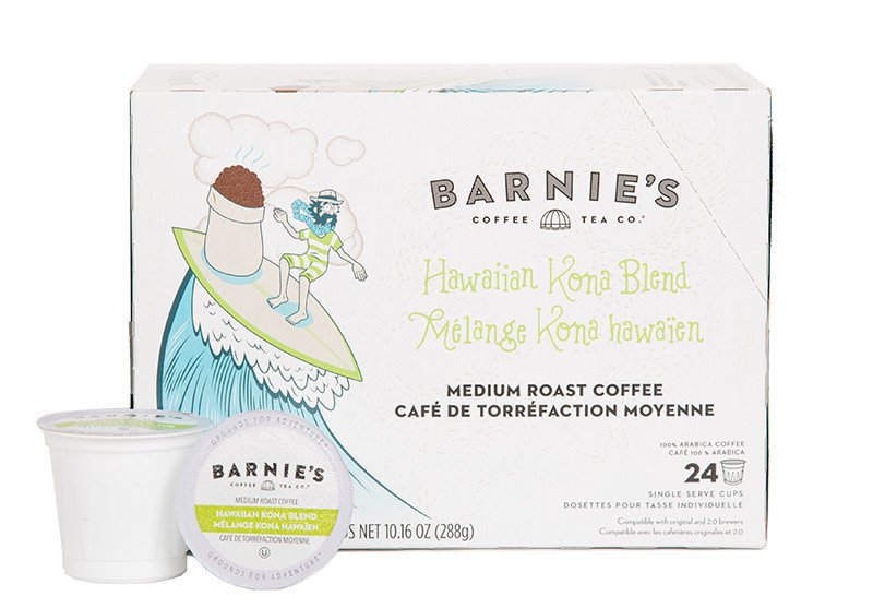 Hawaiian Kona Blend Single Serve Cups, 24ct.