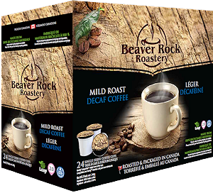 Beaver Rock Mild Roast Decaf