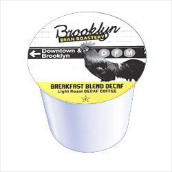 Brooklyn Bean Breakfast Blend Decaf