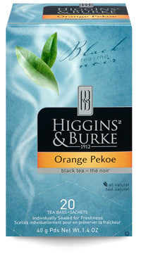 Higgins & Burke Orange Pekoe Tea Bags