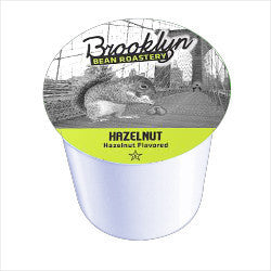 Brooklyn Bean Hazelnut