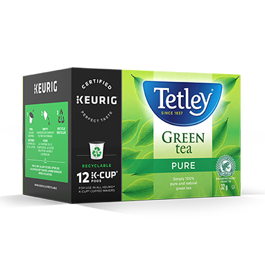 Tetley Green Tea k-cup™