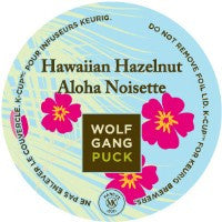 Wolfgang Puck Hawaiian Hazelnut K-CUPS