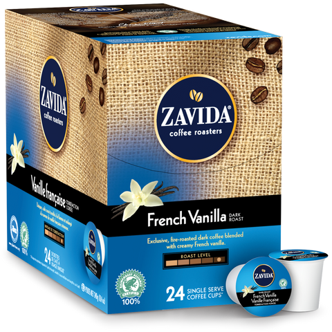 Zavida French Vanilla Dark