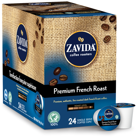 Zavida Premium French Roast Coffee