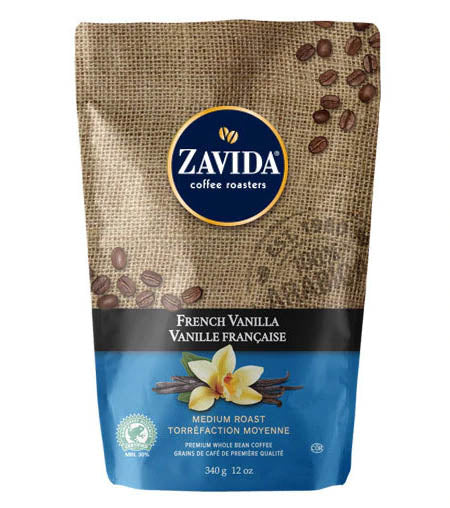 Zavida 12oz French Vanilla Beans