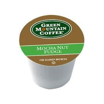 Green Mountain Mocha Nut Fudge