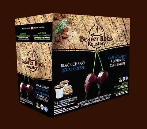 Beaver Rock Black Cherry Decaf