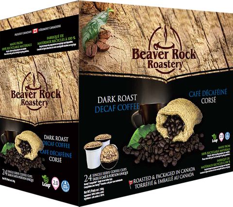 Beaver Rock Dark Roast Decaf