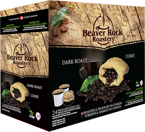 Beaver Rock Dark Roast