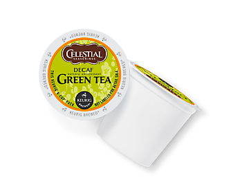Celestial Seasonings Natural Antioxidant Decaffeinated Green Tea