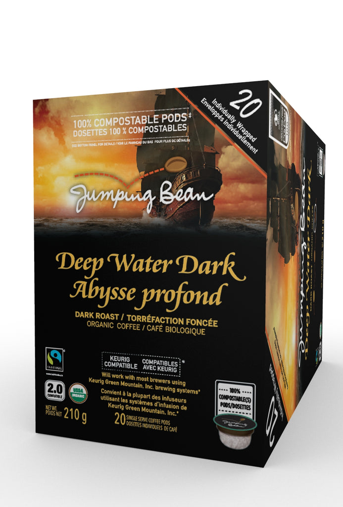 DEEP WATER DARK SINGLE SERVE