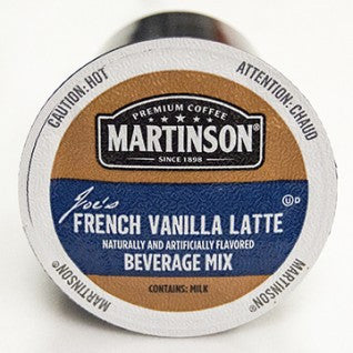 Martinson French Vanilla Latte