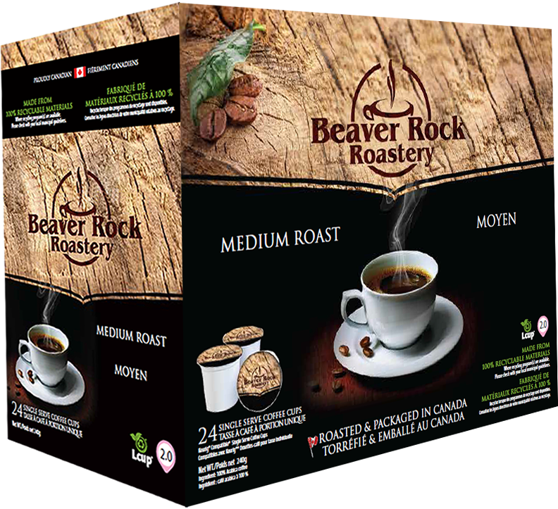 Beaver Rock Medium Roast