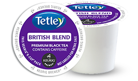Tetley British Blend Tea