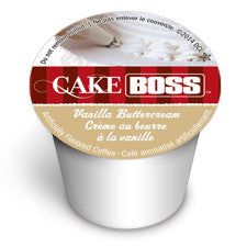 Cake Boss Vanilla Buttercream Coffee