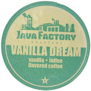 Java Factory Vanilla Dream