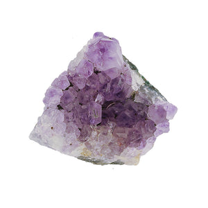 Natural Amethyst Crystal Cluster
