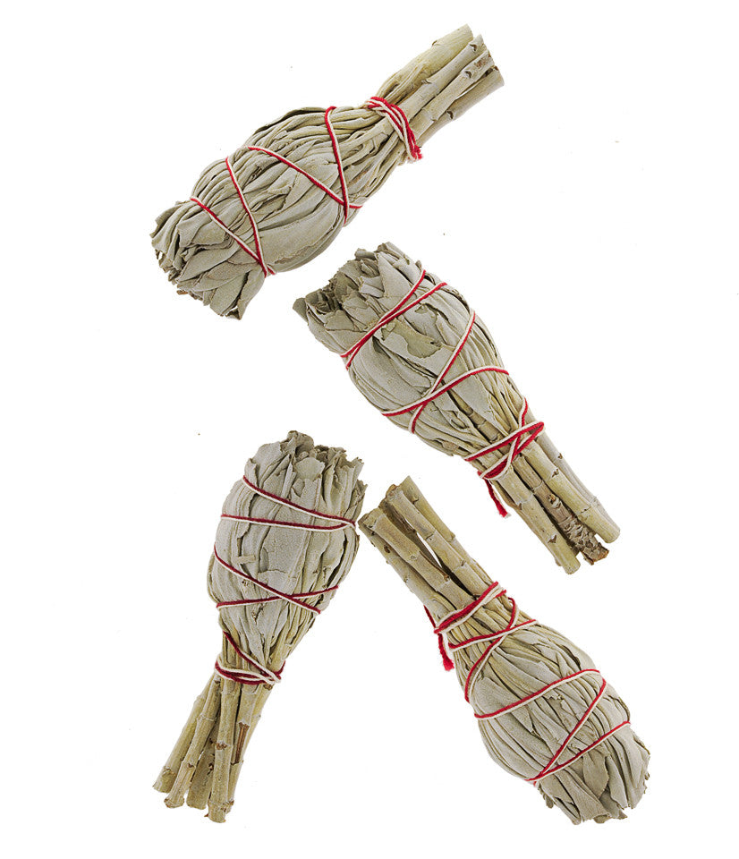 Hand Wrapped Purifying Sage-Pack of 2