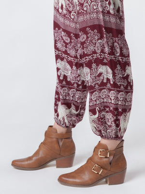 Lydia Harem Pants by The Elephant Pants