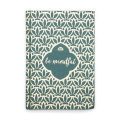 Hardbound Metallic Inspirational Message Journals (3 colors)