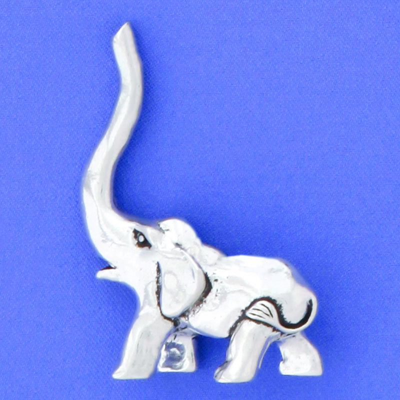 Pewter Elephant Ring Holder