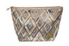 Stephanie Johnson Laura Large Trapezoid Cosmetic Case (2 colors)